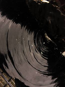 Obsidian Black Rough Stone 1kg