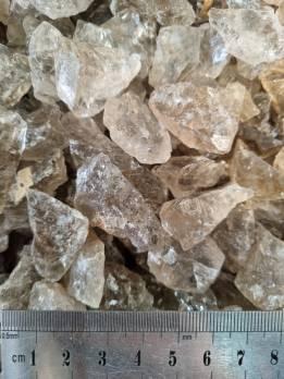 Quartz Smoky Rough Stone 1kg