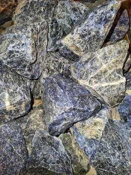 Sodalite Rough Stone 1kg