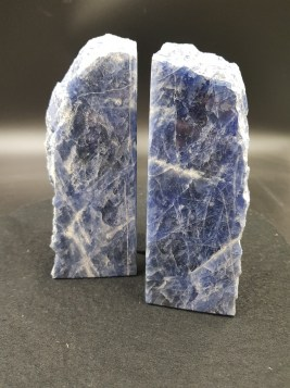 Bookends-Sodalite