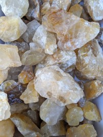 Rough Golden Healer Quartz